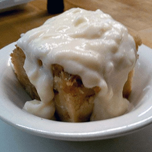 Our Signature Bread Pudding